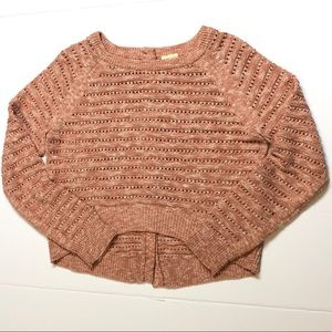 Anthropologie MOTH sweater, size M